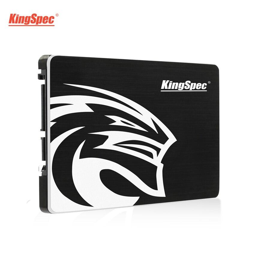 Kingspec Ssd 32GB 2.5 Inch Black Case Internal Solid State Drive 64GB Hdd Harddisk Drive For Hd Desktop Laptop Computer Notebook