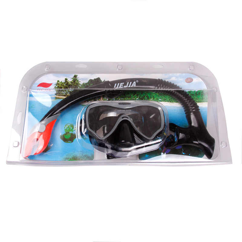 Nieuwkomers Professionele Duikbril Snorkel Bril Beademingsbuis Set Zwemmen Vissen Goggles Water Apparatuur Duiken Bril