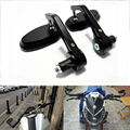 "Motorcycle Mirror Motorcycle Bar Mirrors 7/8"" For BMW Ducati Aprilia Cafe Racer Victory Triumph Daytona motorcycle accessories"