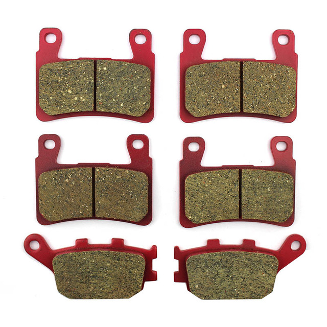 Aliexpress.com : Buy BRAKE PADS Front+Rear FOR HONDA CBR