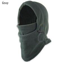 Платки капот уборы головные лыжная утолщение шапка флис зимняя шапки ветрозащитный
