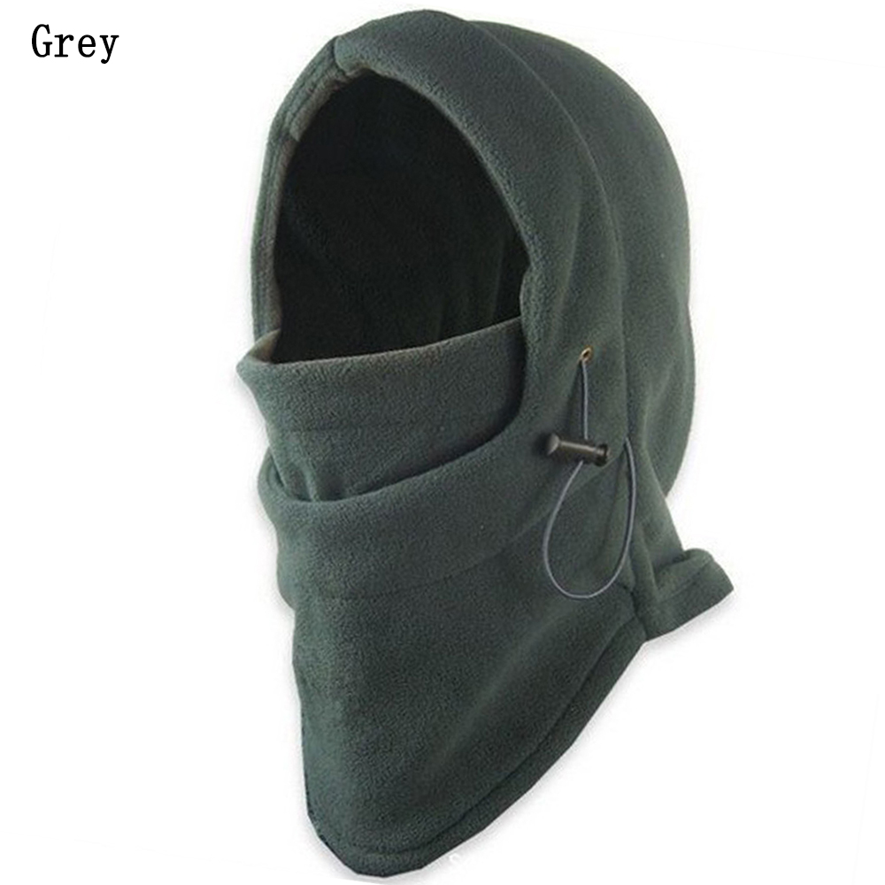 Winter Hat Scarf Men Windproof Thick Ski Mask Warm Cotton Head Scarves Fishing Cycling Headgear Outdoor Camping Hiking Equipment
