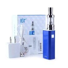 ร้อนECT eT30pบุหรี่อิเล็กทรอนิกส์vaporizer 30วัตต์กล่องสมัย2200มิลลิแอมป์ชั่วโมงE cigแบตเตอรี่ที่มีหมอกมินิการควบคุมการไหลของอากาศเครื่องฉีดน้ำET30Pชุด