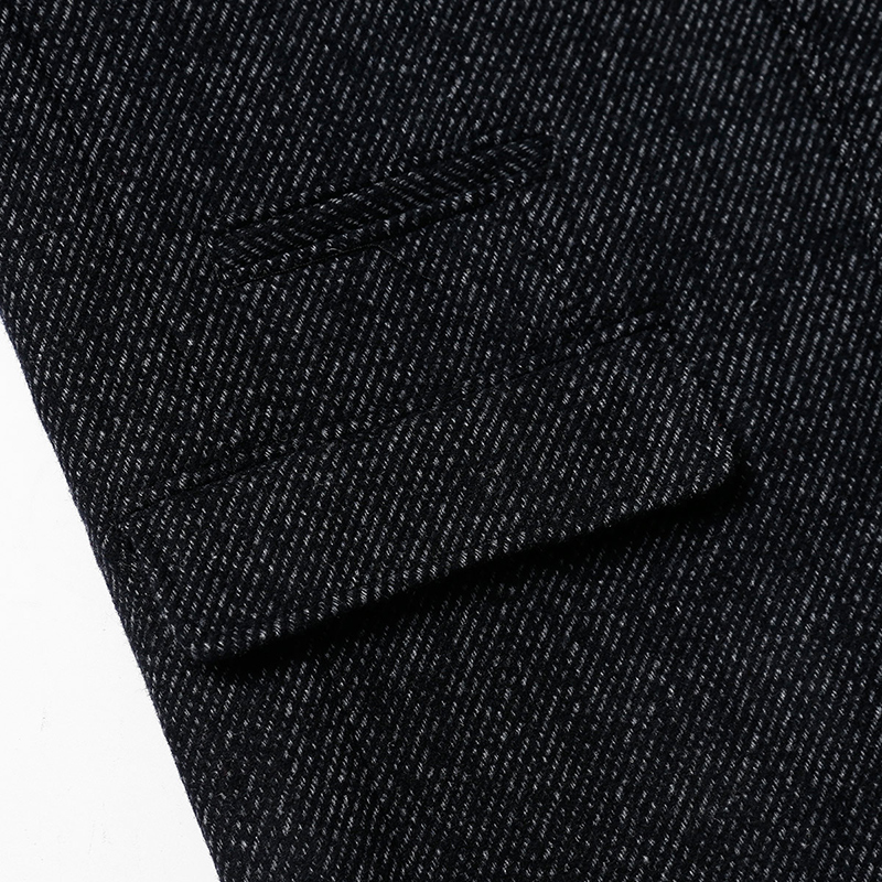 68a2d1998547 SIMWOOD New Autumn Winter 2018 men's Suit Jacket Fashion Slim Fit Brazer  Casual Blazers 52.6% Wool Men High Quality XZ6110-in Wool & Blends from  Men's ...