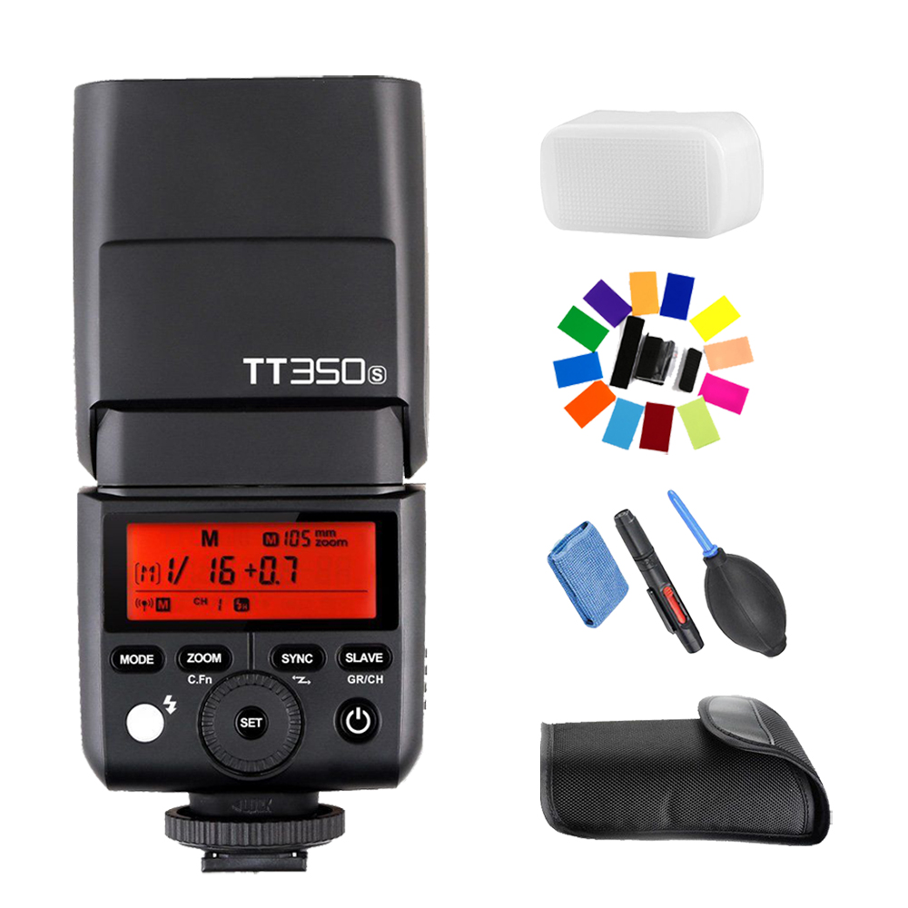 In Stock Godox Mini Speedlite TT350S Camera Flash TTL HSS GN36 1/8000S for Sony Mirrorless DSLR Camera A7 A6000 A6500 Series a history of western music 4e ise paper