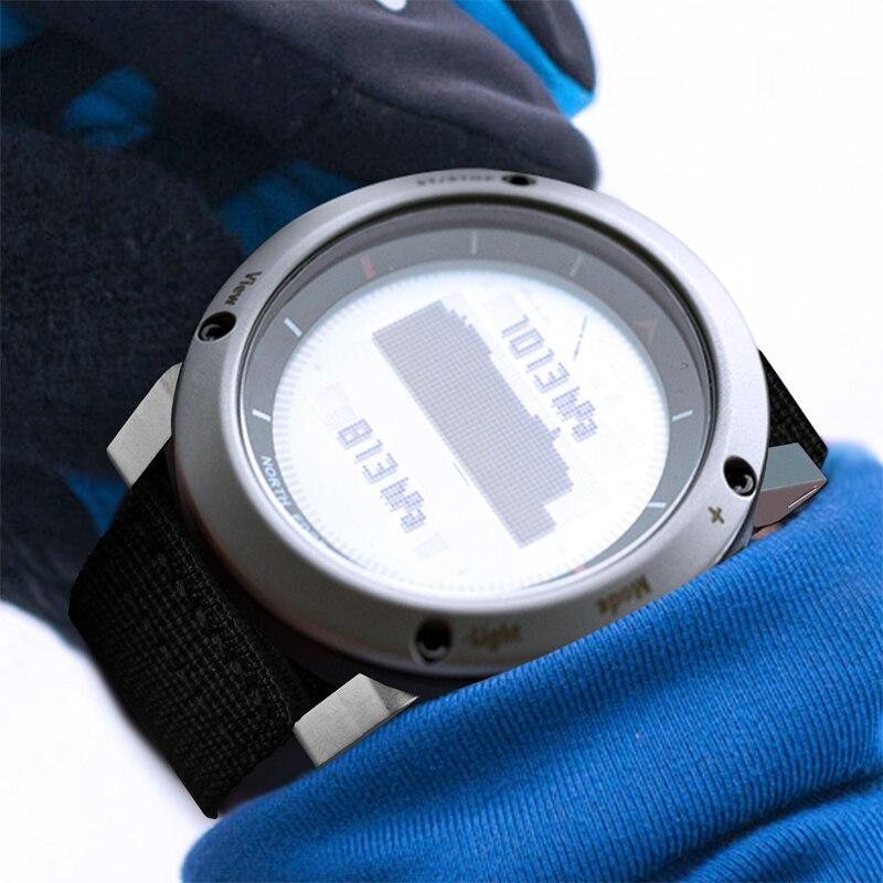 North edge 남자 스포츠 디지털 시계 시간 달리기 수영 스포츠 시계 고도계 기압계 나침반 온도계 날씨 남자-에서디지털 시계부터 시계 의  그룹 1