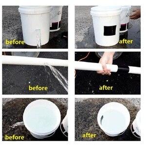 Image 3 - Super Starke Wasserdichte Stop Lecks Reparatur Band Wasserdicht Klebstoff Wasser Rohr Klebeband PVC Starke Pipeline Dichtung Reparatur Band