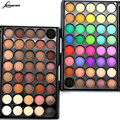 New Makeup Palette 40 Colors Eyeshadow With Eye Primer Luminous Eye shadow Palette Band Makeup cosmetics M02690