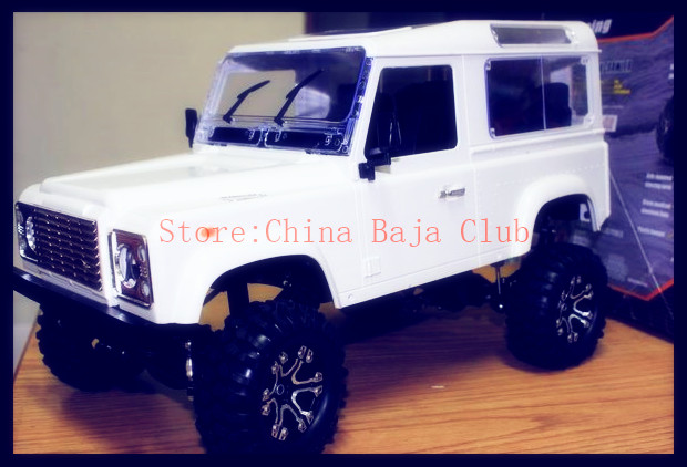 1/10 RC Car Body Shell 4WD D90 Defender RC Crawler Body