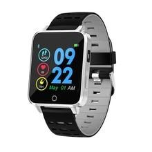 bc0ab5e0c64b3c X9 smart watch IP68 waterproof 1.54