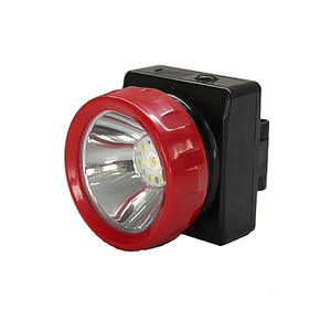 Waterproof Headlight Rechargeable-Battery Hiking/camping Li-Ion Hot-Sale Suitable-For
