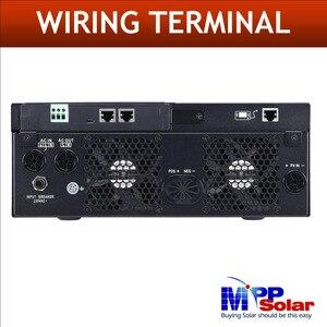Image 3 - (GK) 3000w 24v 230vac גבוהה PV קלט 500vdc + 80A MPPT שמש מטען + סוללה מטען 60A + genset starter