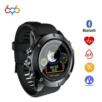 696 L11 Men Smart Bracelet Heart Rate Blood Pressure Fitness Tracker Smart Watch IP68 Waterproof for Android IOS smart phone