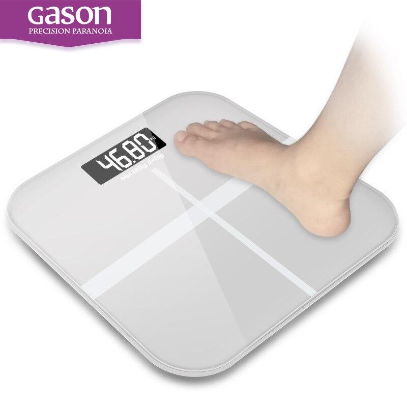 GASON A1 LCD <font><b>Blu-ray</b></font> home electronic scale human scale