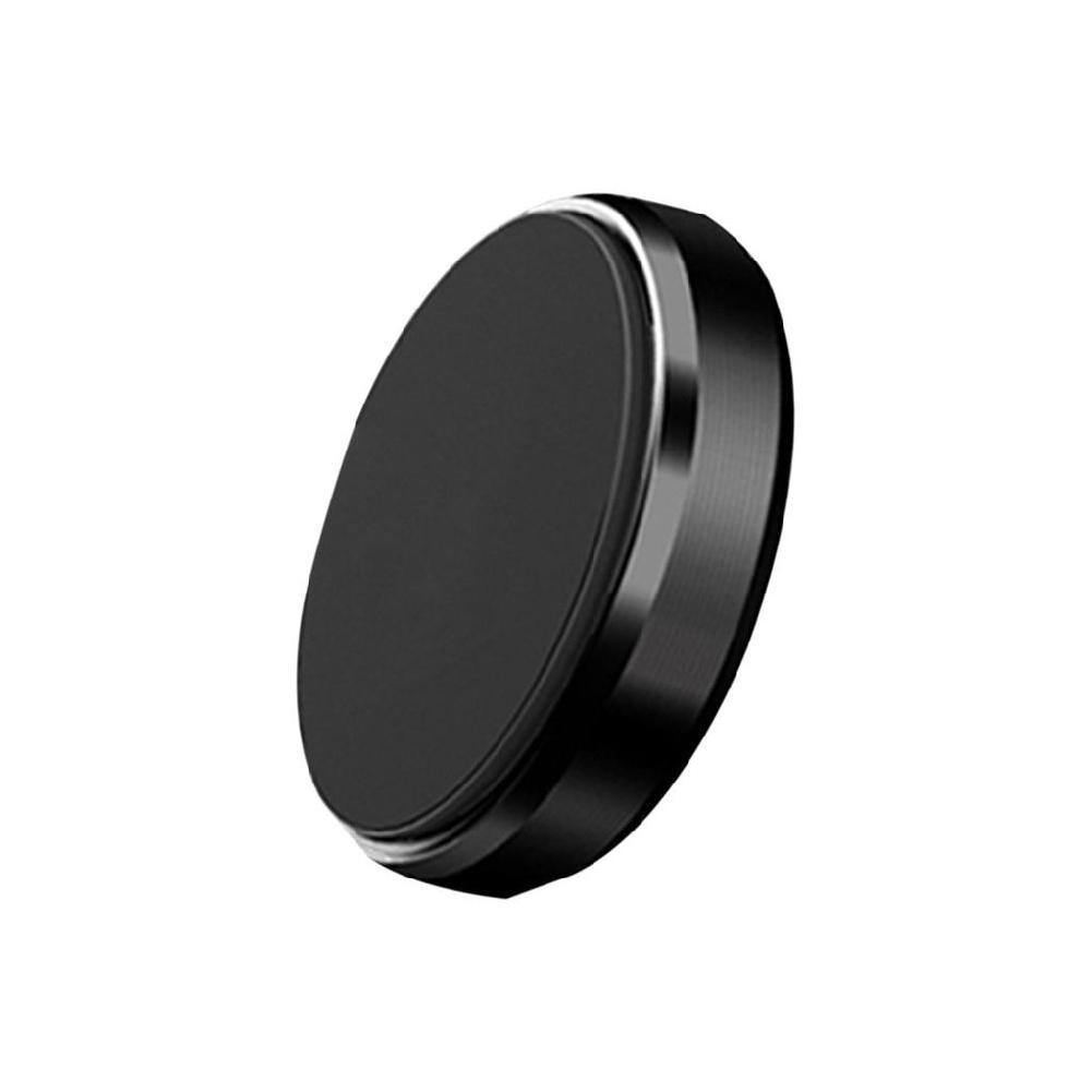 Магнитный держатель для мобильного телефона Adeeing, держатель для мобильного телефона на приборную панель автомобиля, универсальный кронштейн для мобильного телефона - Название цвета: black