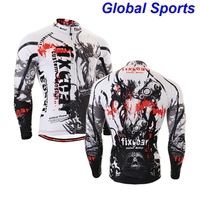 New 2016 Top Quality Livestrong Cycling Clothing Newest Long Sleeve Bike Bicycle Maillot Ciclismo