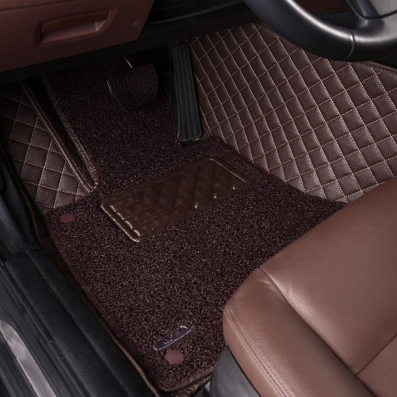 Custom Car Mats for Honda fit Civic 2006 2011 accord CRV Odyssey XRV Jazz City crosstour