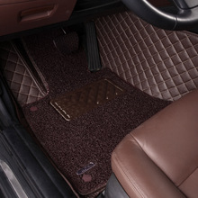 цена на Custom Car Mats for Honda fit Civic 2006-2011 accord CRV Odyssey XRV Jazz City crosstour S1 CRIDER auto mats ACCESSORIES 2017