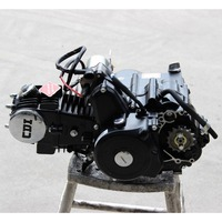 125CC AUTO ENGINE MOTOR ELECTRIC START ATV QUAD GO KART 70CC 110CC ATOMIK KIT
