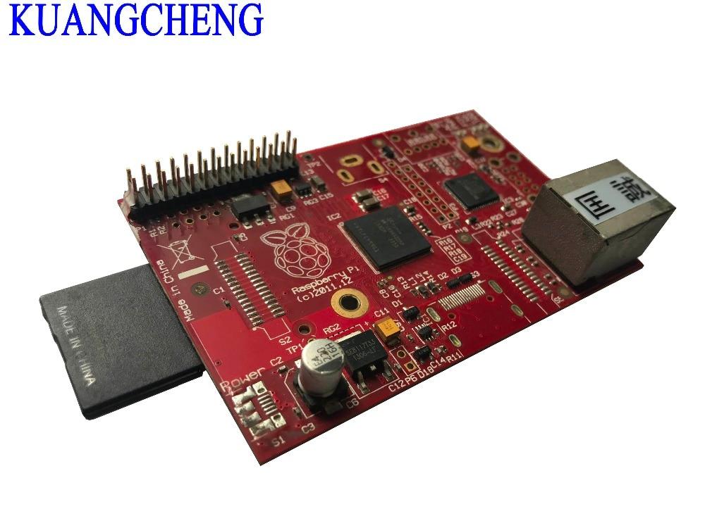 Raspberry Pi Model B 512MB RAM 8g Sd Card