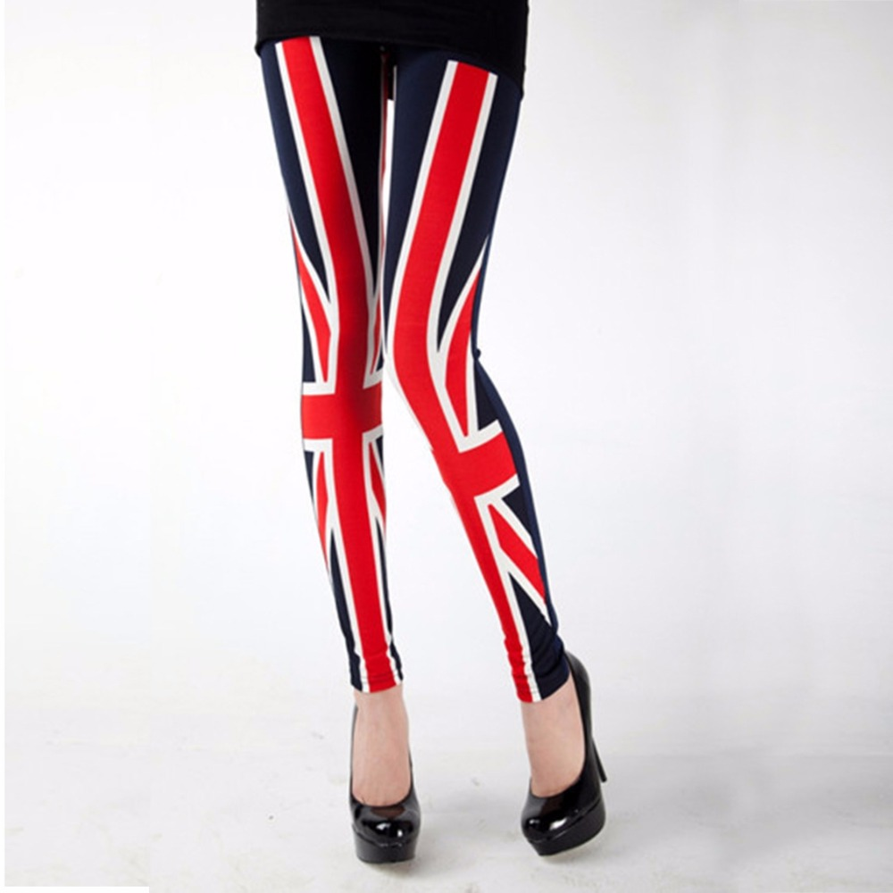 2016 new fashion British flag spring and summer women