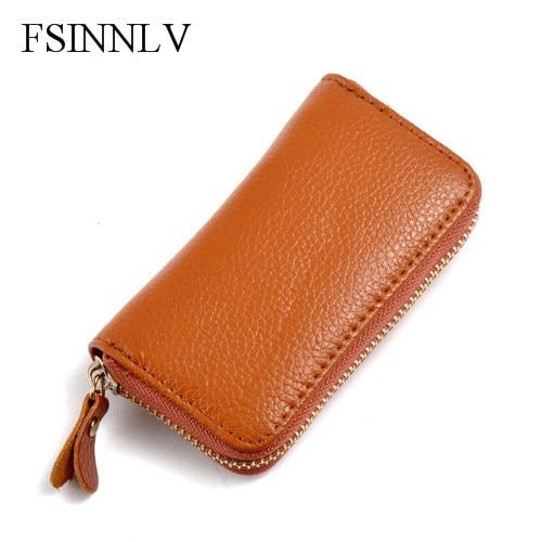 genuíno chave titular carteira chave Composição : Genuine Leather