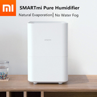 mijia APP Control XIAOMI SMARTMI Humidifier Natural Evaporation Air dampener Without Water Fog Suitable For Allergic Body