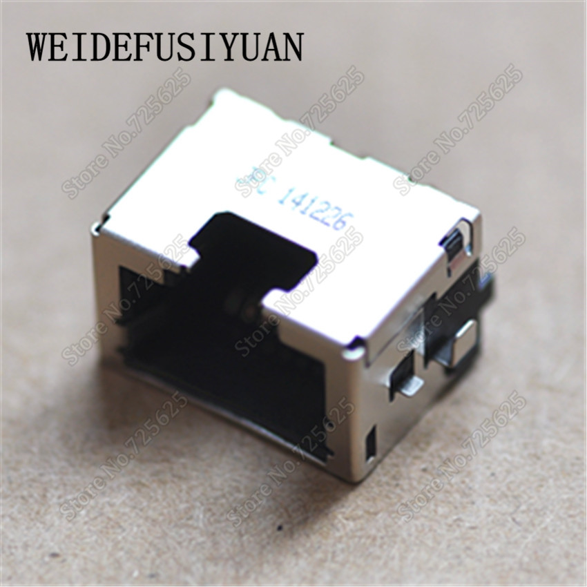 Laptop Ethernet Jack LAN Port Connector for Lenovo G400 G405 G410 G490 G500 G505 G510 RJ45 Socket Laptop Replacement Parts yuxi free shipping 10pcs lot laptop motherboard dc power jack connector for lenovo g400 g490 g500 g505 z501