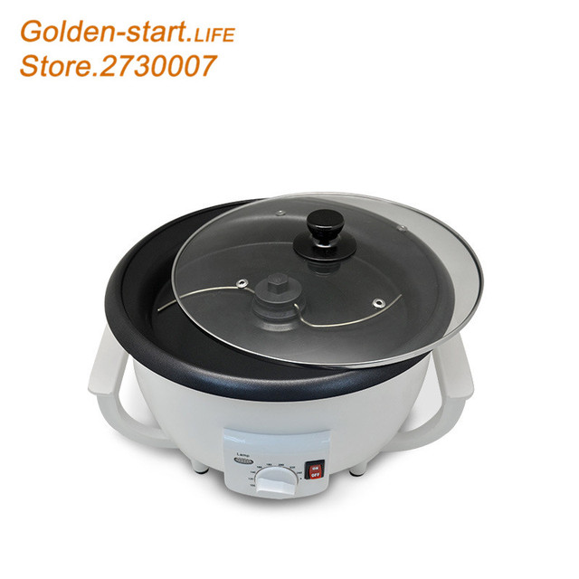 Coffee Bean Baking Machine Temperature Control Home Electric Roaster Coffee Roasetrs 220V