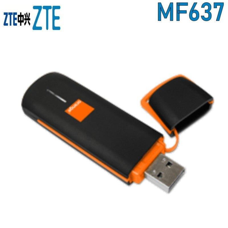 Lot of 10pcs ZTE MF637 Modem USB HSPA 7 2 Mbps