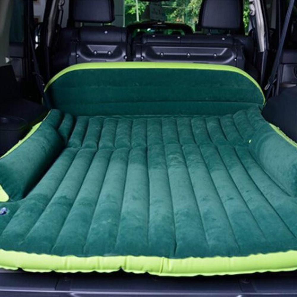 Universal SUV Dedicated Car Cushion Air Bed Inflation Thick Car Interior Accessories Outdoor Travel Mattress Bed Outdoor Camping betos car air mattress travel bed auto back seat cover inflatable mattress air bed good quality inflatable car bed for camping