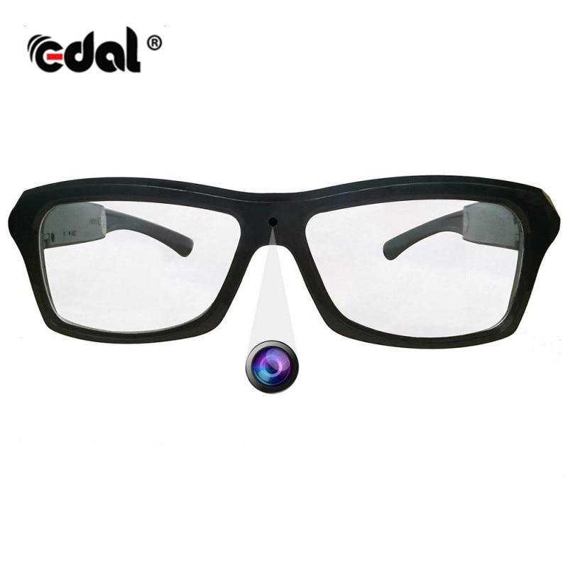 Mini Camcorder Smart Glasses Portable Sport DV Video Camera Recorder HD 1080p DVR Record Vidicon Support 32G Memory Card mini dv md80 dvr video camera 720p hd dvr sport outdoors with an audio support and clip
