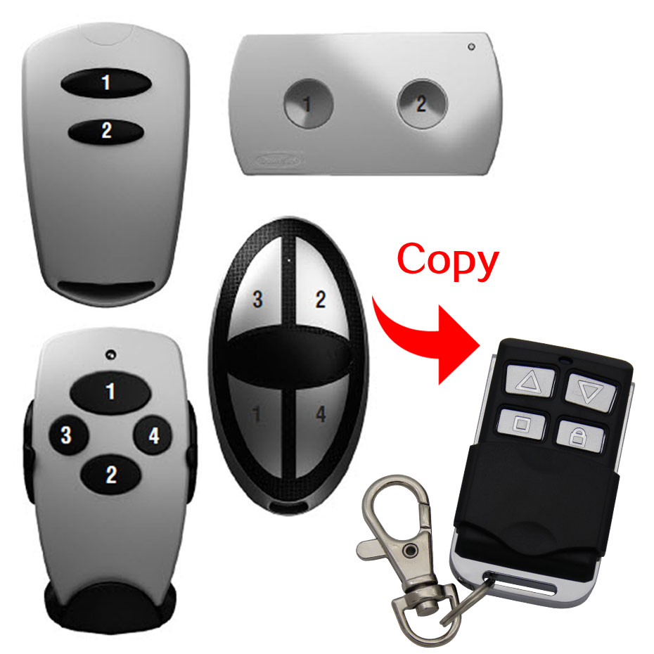 DOORHAN Replacement Rolling Code Remote Control 433mhz doorhan Remote Control free shipping free shipping 433mhz rolling code bft