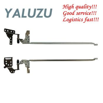 YALUZU NEW LCD LED Hinges For Acer Aspire 5 A515-51 A515-51G Series Laptop LCD Screen Hinges Set L & R AM28Z000100 AM28Z000200