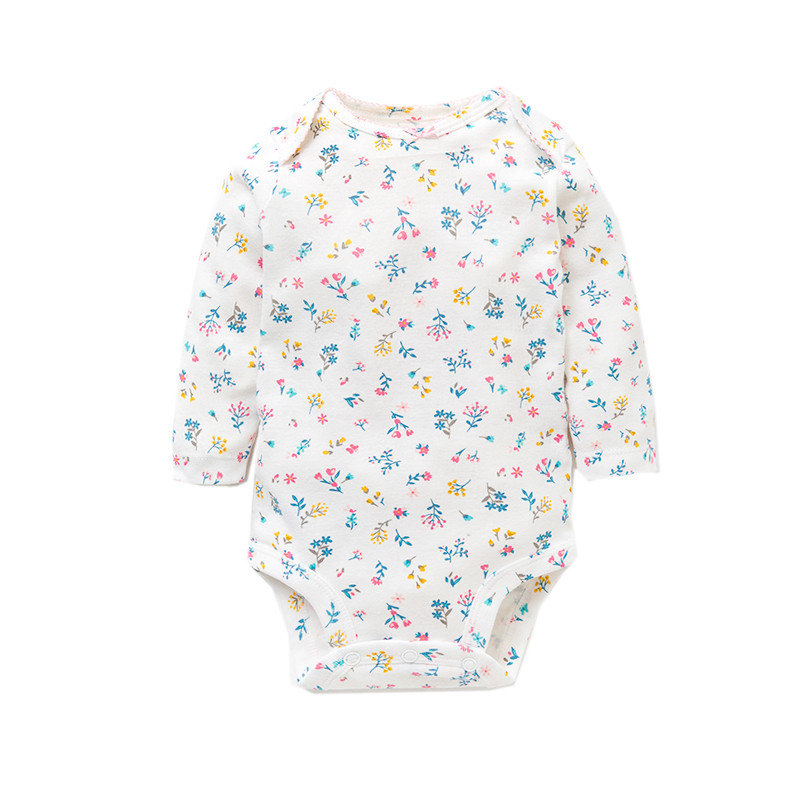 Times Favourite Hot Baby Clothes High Quality Newborn Bodysuits & One-Piece Long Sleeve Infant Jumpsuit Baby Girl Boy Clothing