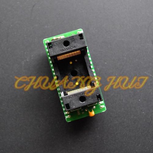 TSOP56 to DIP40 Programmer's Adapter TSOP56 test socket stc15f104e 35i dip 15f104 dip8