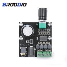 Digital Audio Amplifier Board HIFI Dual Channel 2*15W Amplifiers Power Amplificador For Desktop Speaker Electronic DIY DC8-24V topping pa3 tda7498e desktop hifi audio digital amplifier amplificador 80w 2