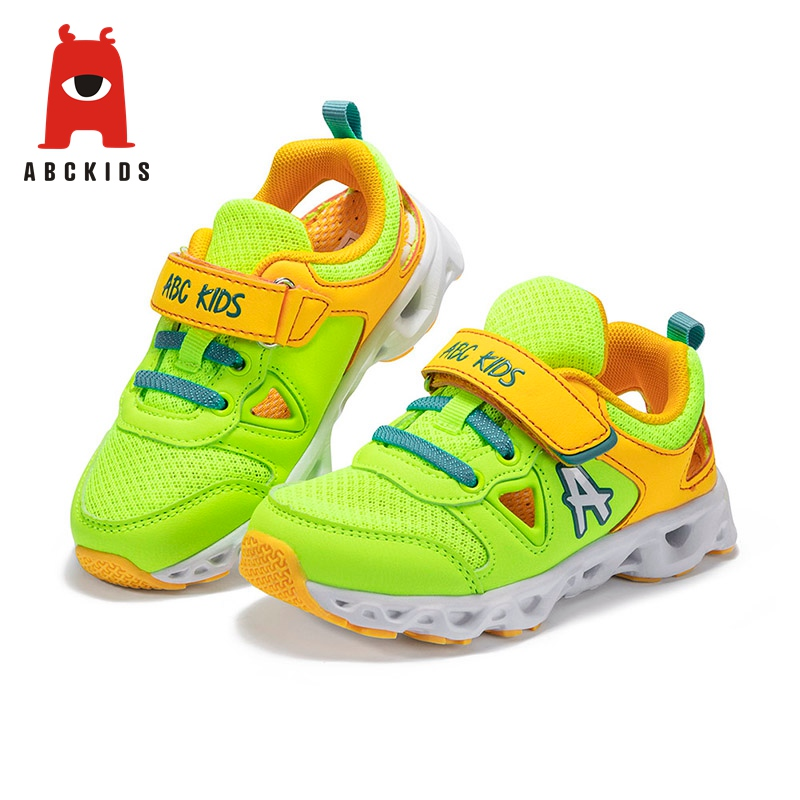 ABC KIDS 2019 Spring Summer Running Sport Children Casual Non-slip Sneakers For Baby Boys