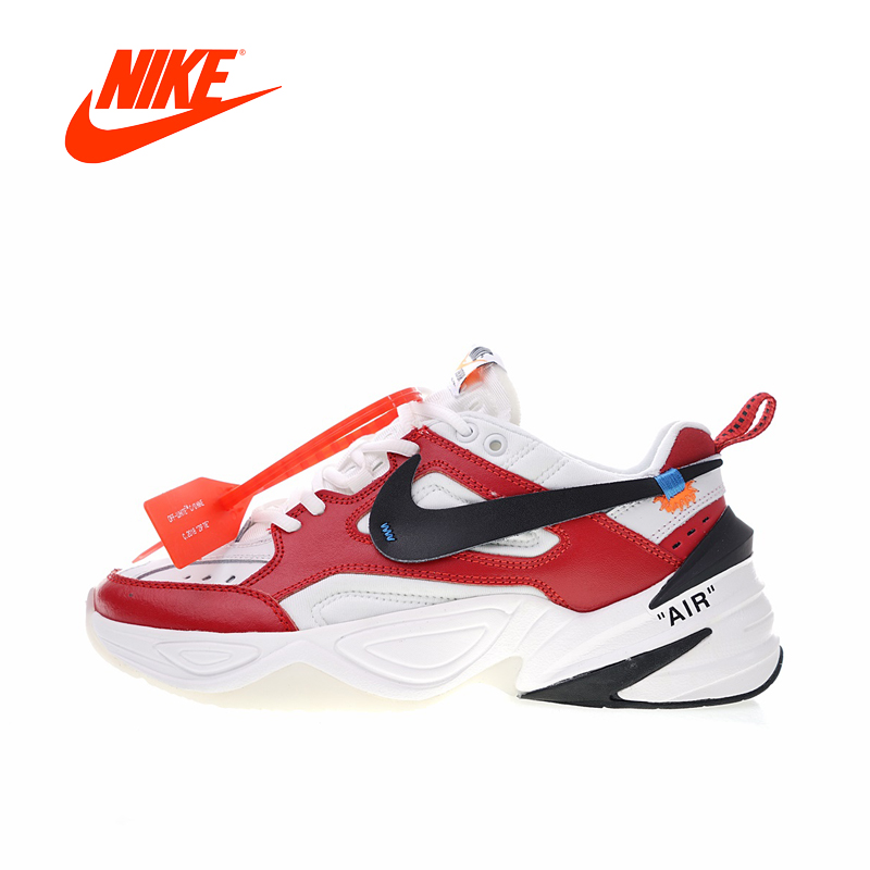 ff09f156800dda Original New Arrival Authentic Nike Air Monarch The M2K Tekno x Off-White  Women s Running