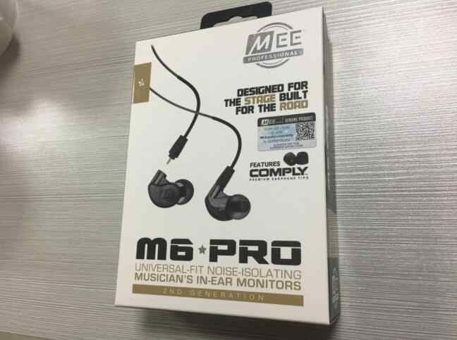 2018 MEE Audio M6 PRO 2nd Noise Canceling 3.5mm HiFi In-Ear Monitors Earphones with Detachable Cables Wired Free Shipping