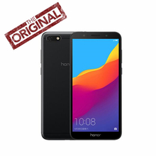 Orijinal Küresel Rom Huawei Onur 7 Oyun 2G 16G 4G LTE Dört Çekirdekli 5.45 Inç 1440*720 P 5.0MP 13.0MP Android 8.1 Cep Telefonu