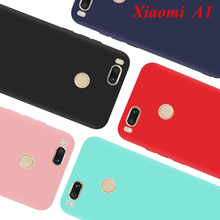 Perciron Matte silicone high-quality phone shell cover TPU case coque for Xiaomi A1 mi a1 8 9 mi5x  A2 6X max 2 3