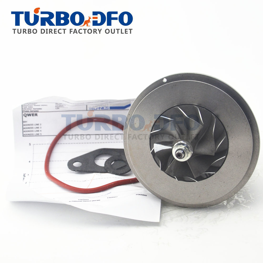 купить Turbo parts for Mitsubishi Pajero 2.8 TD 4M40 125 HP 1994-1997 New Turbo cartridge core turbine chra 49377-03043 ME201258 по цене 4707.47 рублей