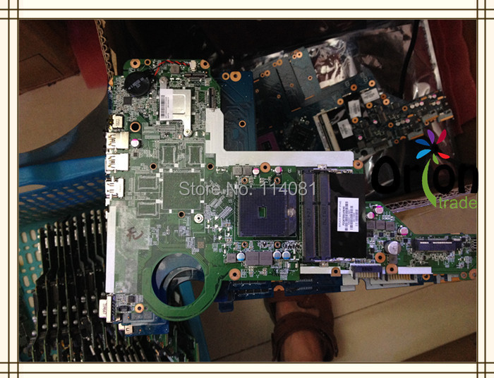 ФОТО 720691-501 DA0R75MB6C0 For Hp Pavilion 15 Laptop Motherboard / Notebook PC 100%Tested OK