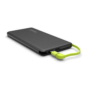 Image 4 - Original Pineng PN951 Power Bank 10000mAh USB BuiltIn Charging Cable External Battery Charger for iPhone8/X Samsung Xiaomi