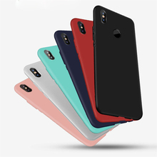 Silicone Phone Case For Xiaomi Mi Max 3 2 Note Mix Lightweight Cover A1 A2 5 6 5S 8SE DYee