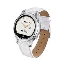 Mode Smartwatch Sport Smart Uhr Android auf Handgelenk Tragbare Geräte Gesundheit Tracker Anti Verloren für LG Moto Huawei Sony Samsung