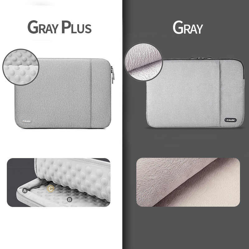 KALIDI сумка для ноутбука рукав 11,6 12 13,3 14 15,6 дюймов Сумка для ноутбука для Macbook Air Pro 13 15 Dell Asus hp acer чехол для ноутбука