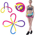 1pcs Massage Sport Bodybuilding Waist Slimming Soft Hula Hoop Sport Weight Loose Equipment