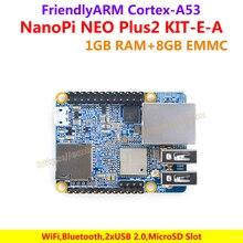 FriendlyARM nanopi Neo Plus2 развитию (1.5 ГГц 1 ГБ DDR3 Оперативная память 8 ГБ EMMC)